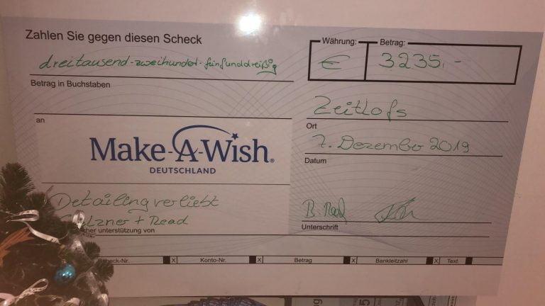 Make-A-Wish-Deutschland-Autopflege Weihnachtsmarkt-3