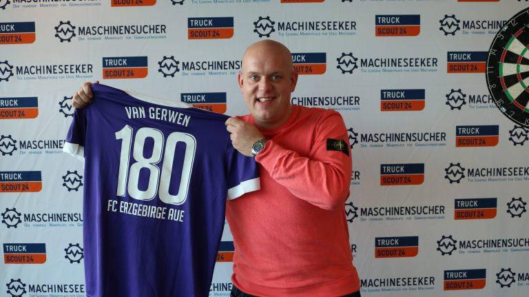 make-a-wish-deutschland-aktuelles-Darts-Weltmeister Michael van Gerwen